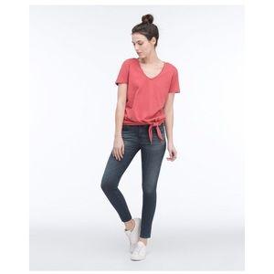 AG The Legging Ankle Jeans Knit Luxe Denim Skinny